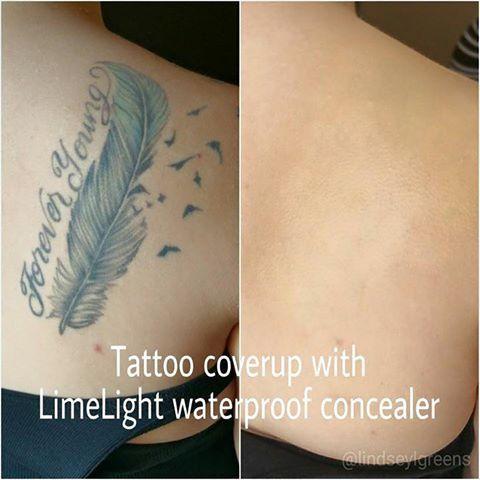 Waterproof Tattoo Cover Up Makeup Makeup Vidalondon
