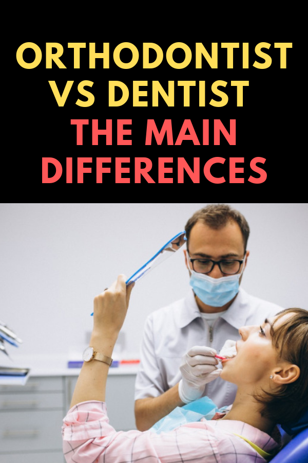 In the world of modern dentistry, there are now several different specialisms you can call upon when it comes to looking after your teeth. Here is a quick guide to all you need to know about the differences between an orthodontist and a dentist. #OrthodontistvsDentist, #Orthodontist, #Dentist, #OrthodontistvsDentistdifferences