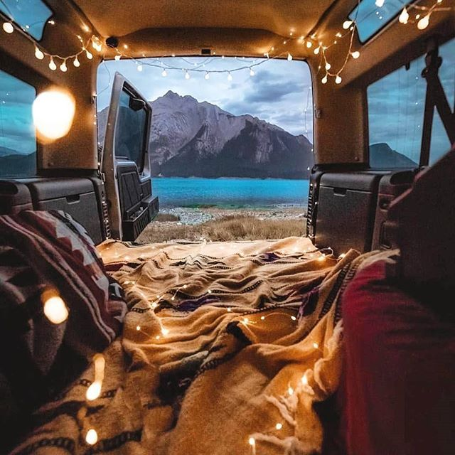 Traveling. It leaves you speechless and turns you into a storyteller.  Photo by @vanlifediaries  .  Via @RVshare