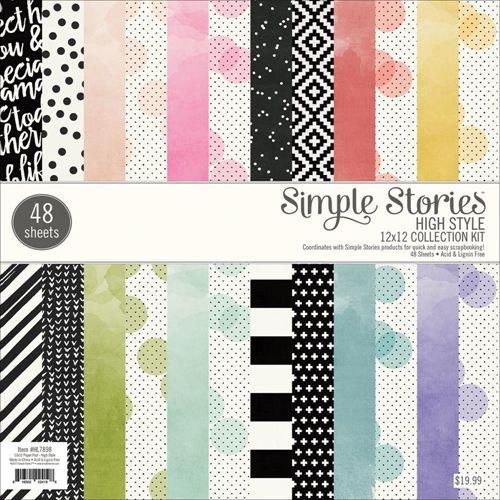 HL7898 | Simple stories, Paper pads, Simple scrapbook