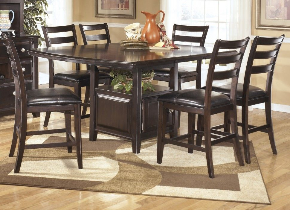 Dining room square dining room table seats 8 interior