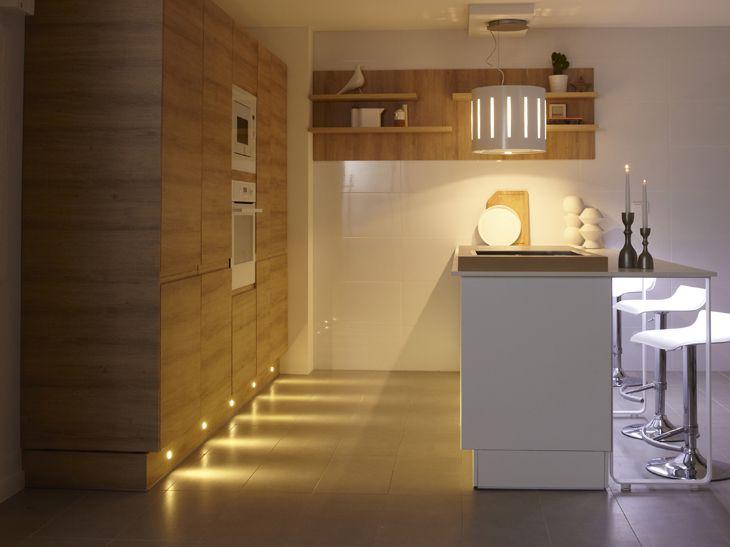 diapo-cuisine-ouverte-10m2-7 décoration maison à la mer Pinterest - deco maison cuisine ouverte