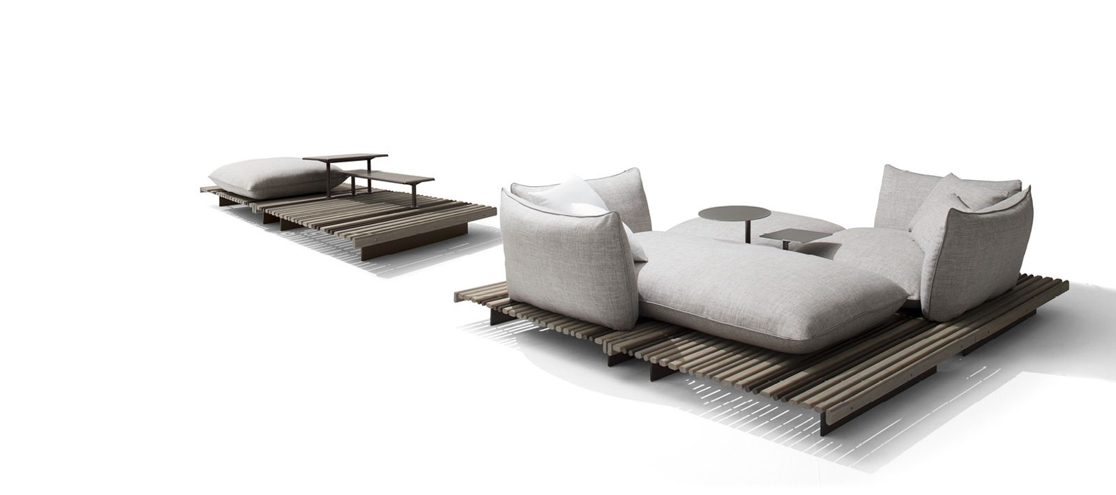 Outdoor Loungemöbel Test Giorgetti Apsara Seating Collection For Outdoor Koln 2017
