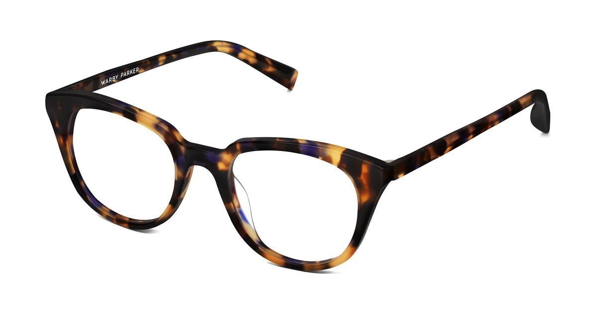 L628/S 214 Havana Oval Sunglasses, Brown