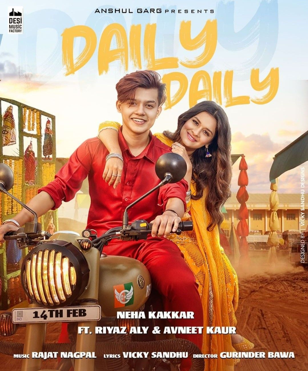 New Album With Riyaz Aly And Avneet Kaur Singer Neha Kakkar Congratulation My Favourite Star Riyaz In 2020 Mp3 Song Download Songs Mp3 Song