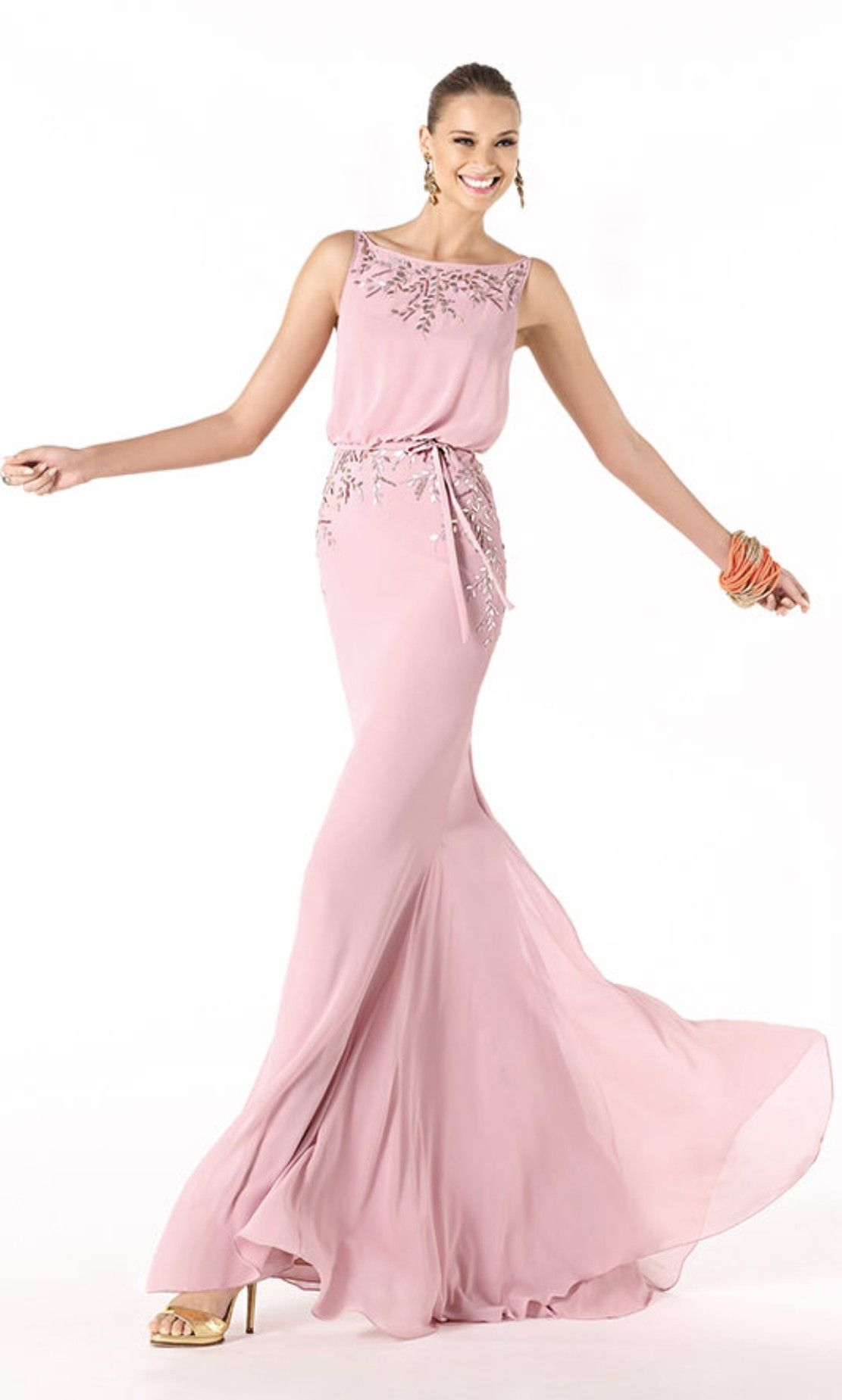 Pronovias 2014 | Vestidos de noche y matrimonio | Pinterest ...