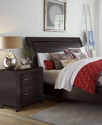 Morena Bedroom Furniture Collection Furniture Macy S Bedroom Furniture Sets Bedroom Collections Furniture King Size Bedroom Sets