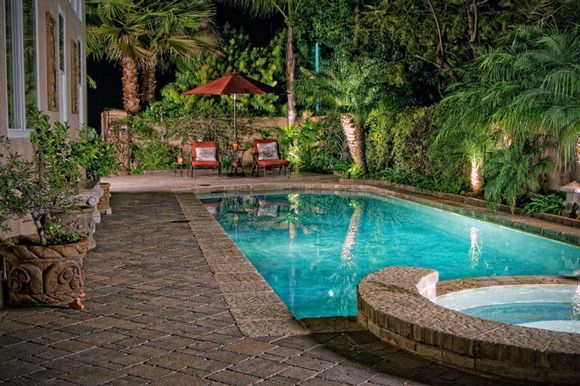 Small Swimming Pool Design Ideas 580×386 Pixels
