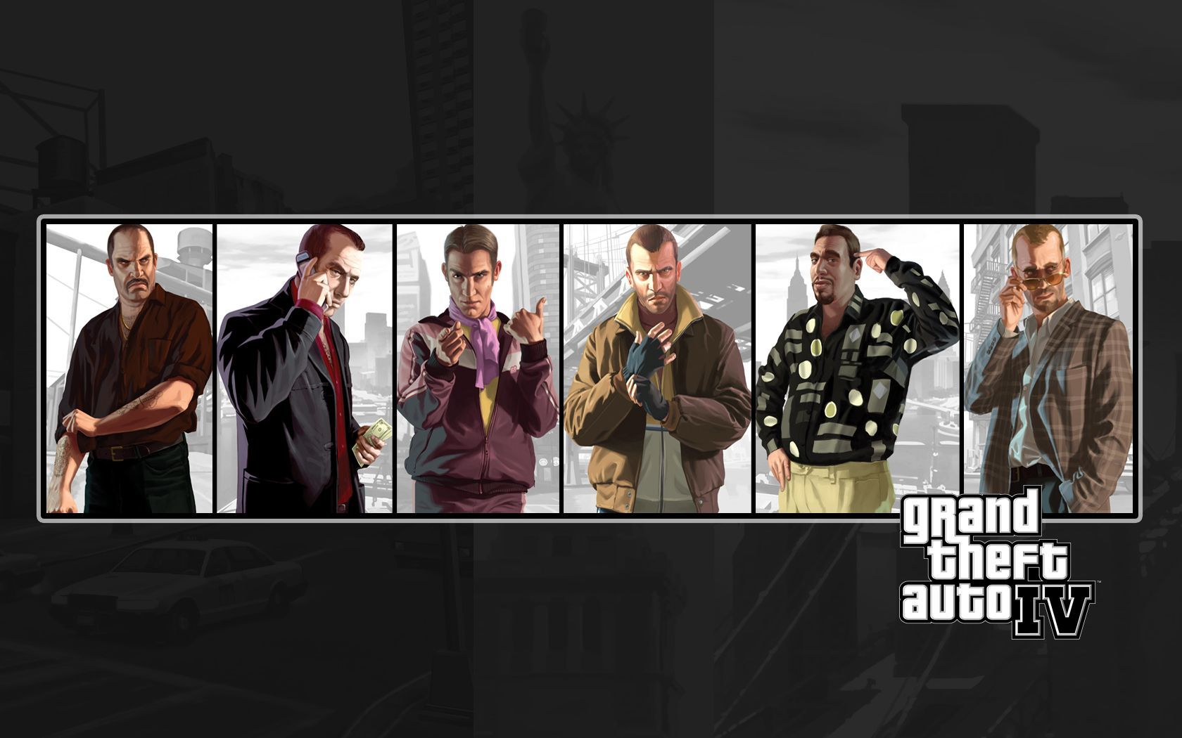 Gta 6 Wallpaper Hd 1080p Free Download Hd Desktop Wallpapers 1080p Grand Theft Auto Grand Theft Auto 4 Gta
