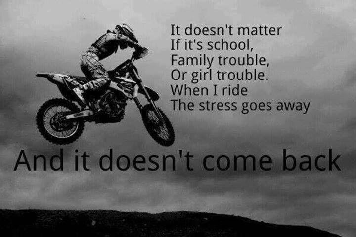 Moto Life Dirt Bike Quotes Bike Quotes Motorcycle Dirt Bike
