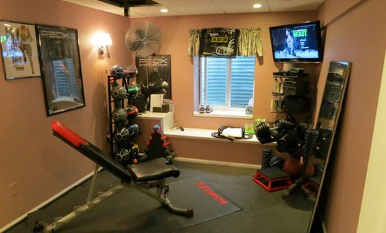 How to create the ultimate home gym space sick of waiting