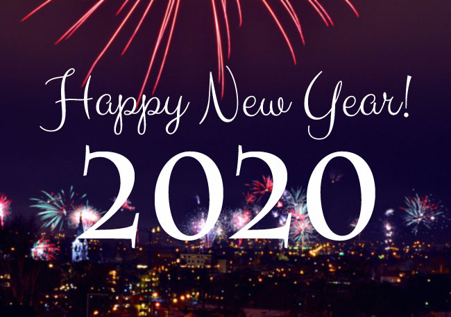 200 New Year Wishes And Messages For 2020 Con Immagini