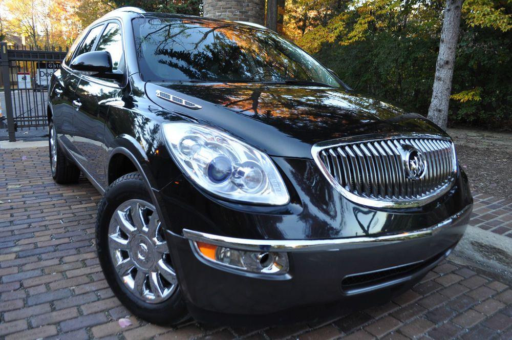 2012 Buick Enclave CXL Premium Buick enclave, Buick, Enclave