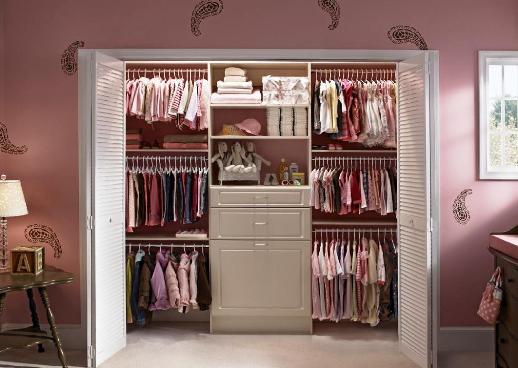 Superbe Baby Nursery Closet Organizer Ideas