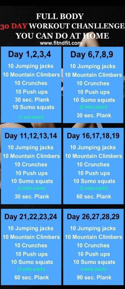 43+ Ideas Fitness At Home 30 Day For 2019 #fitness