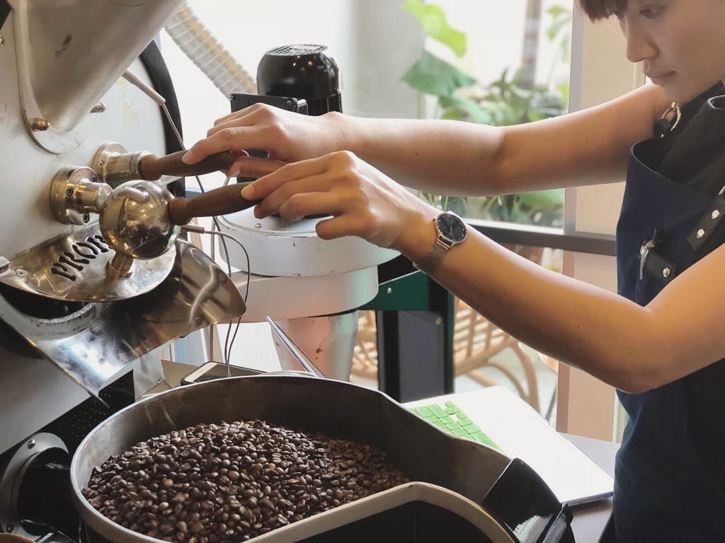 A roasters guide to creating coffee blends blended