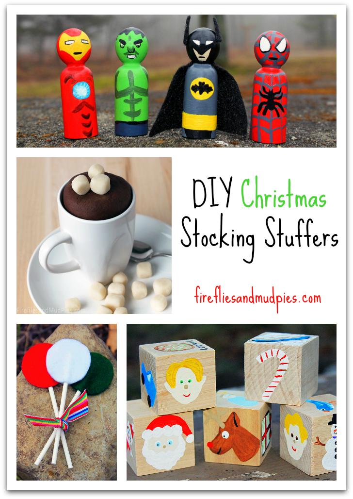DIY Holiday Stocking Stuffers Christmas stocking