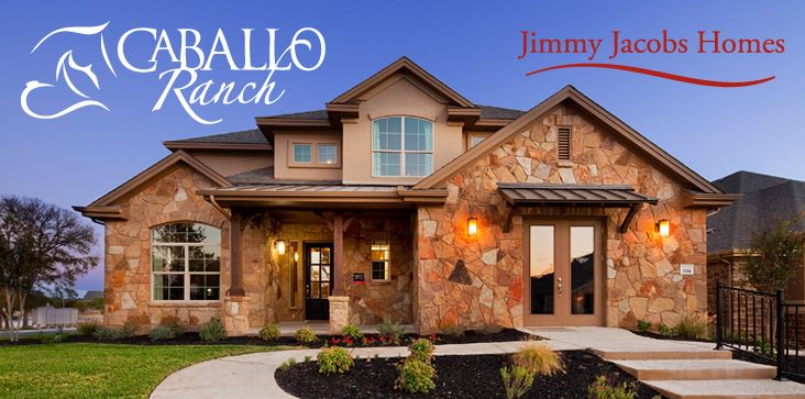 Texas hill country style homes texas hill country custom for Custom built ranch homes