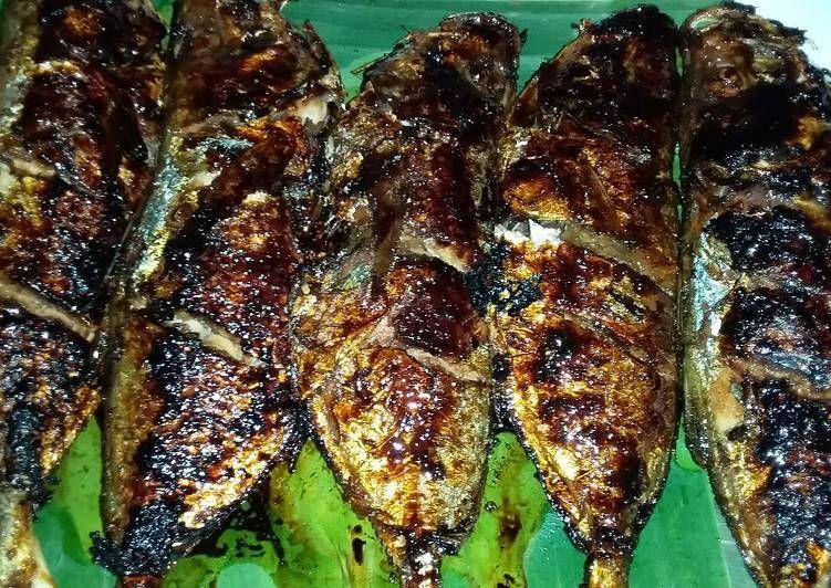 Resep Ikan Kembung Bakar Teflon Simpel No Ribet No Rempong Oleh Pipit Talitha Resep Resep Ikan Ikan Bakar Resep