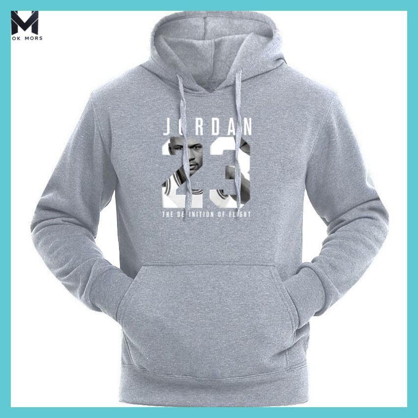 ebeb11d1e50343 Hot 2017 New JORDAN 23 Letter Print Sweatshirt Men Hoodies Fashion Solid  Hoody Men Pullover Mens Tracksuits Male Coats