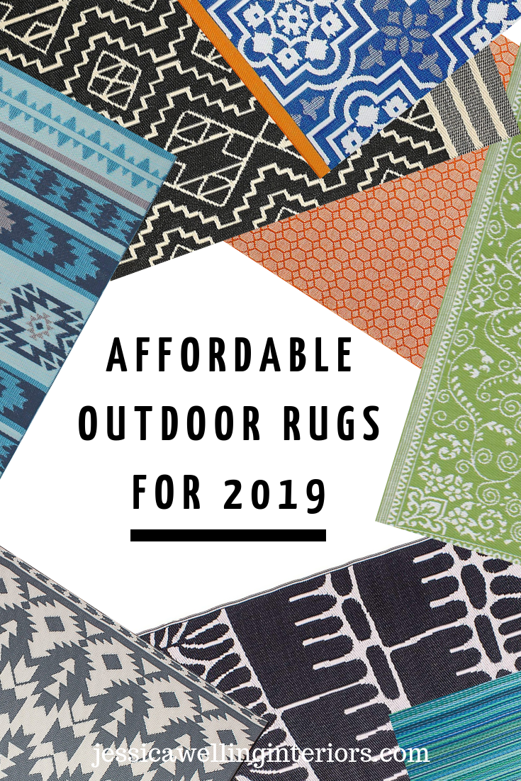 18 Outdoor Rugs Under $150 #outdoorrugs