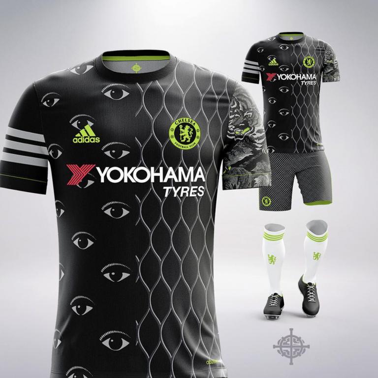 Chelsea FC Gants officiels Homme