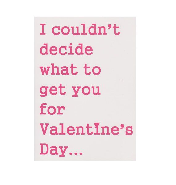 Haha love it Valentines Day card Adult Sexy Suggestive Funny by – Funny Dirty Valentine Cards