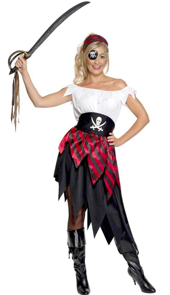 716db391254 Déguisement femme pirate | Carnaval | Deguisement femme, Femme ...
