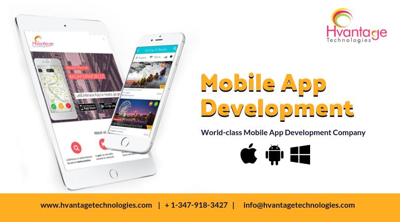 Pin by Hvantage Technologies on Mobile App Development