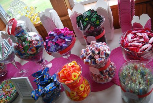 nostalgic candy buffet 3 decades of music 70s 80s 90s house rh pinterest com  90s candy society retro candy buffet goodie bags