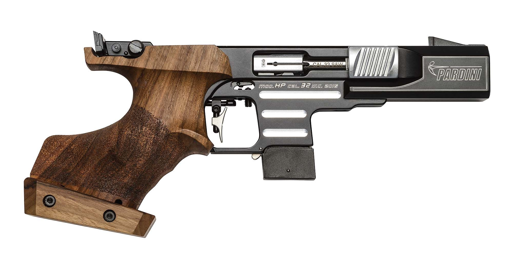 Sold Price: **Pardini Model GPO Competition Target Pistol