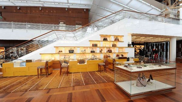 The Louis Vuitton Island Maison, Singapore