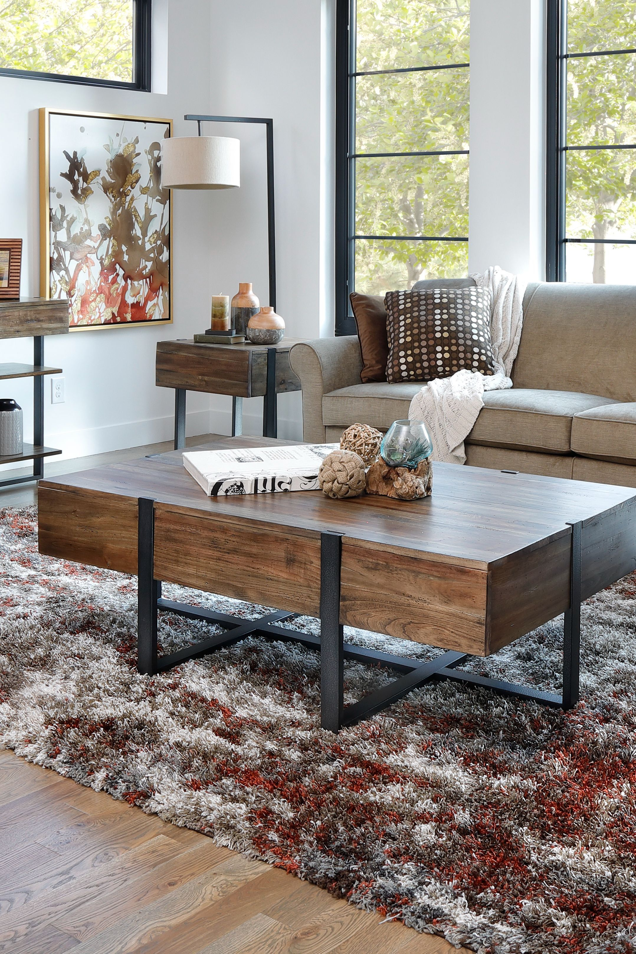 Treviso Coffee Table Coffee Table Rowe Furniture Living Room Table [ 3232 x 2156 Pixel ]