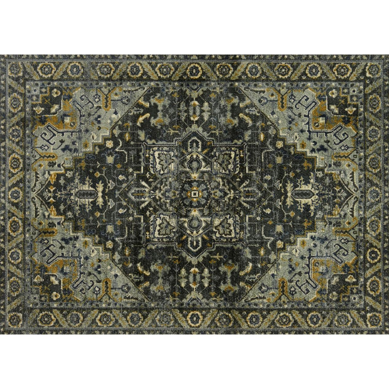 b466 vincent dark gray and spice rug in 2019 dan and carol living rh pinterest com