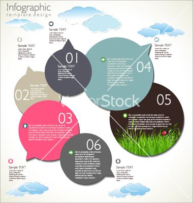 Modern design layout vector - by totallyout on VectorStock®
