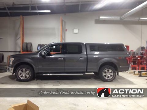 Contour Iii Series Cap Installed On This 2016 Ford F150 By Our In Cornerbrook Nl Professionalgradeinstallation