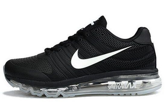 on sale 995c9 95c4c Mens Nike Air Max 2017 Kpu Ii Black White Germany