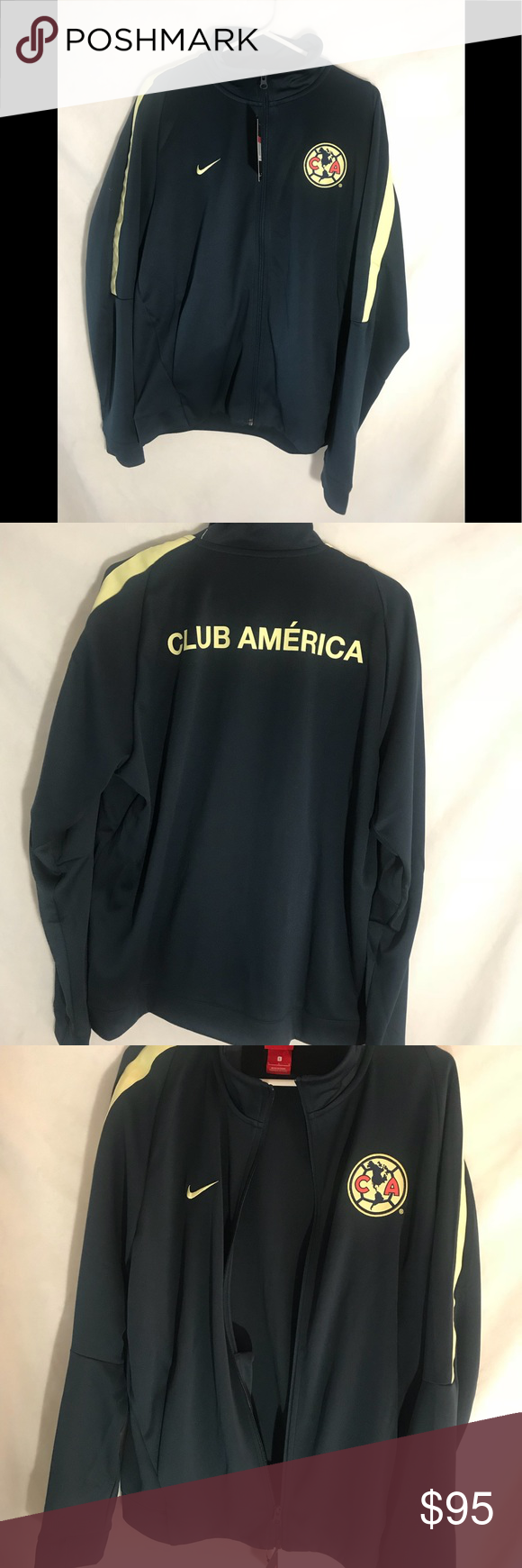 a9ef3d36497 Nike Club America Franchise Track Jacket Size L Brand New With tags See  pictures Nike Jackets & Coats Performance Jackets