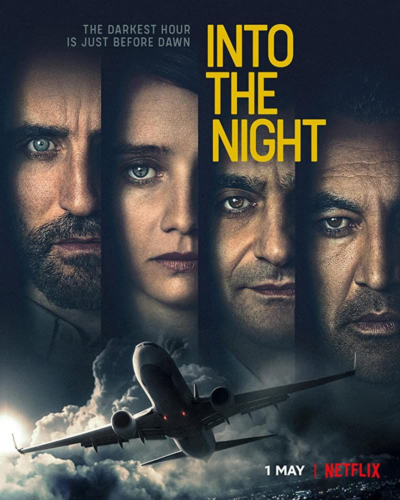 In To The Night 2020 Tv Series To Watch Sci Fi Thriller Netflix Movies