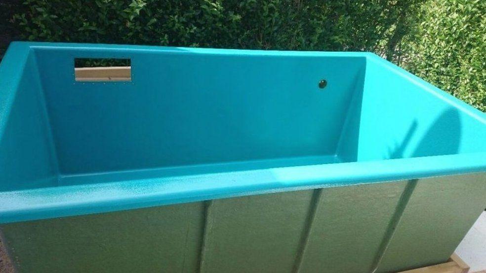 Diy Pool F R Den Garten Erfrischung In Nur Wenigen Tagen Garten Gartenideeen Gartendesign Gartendeko In 2020 Diy Pool Pool Whirlpool Hot Tub