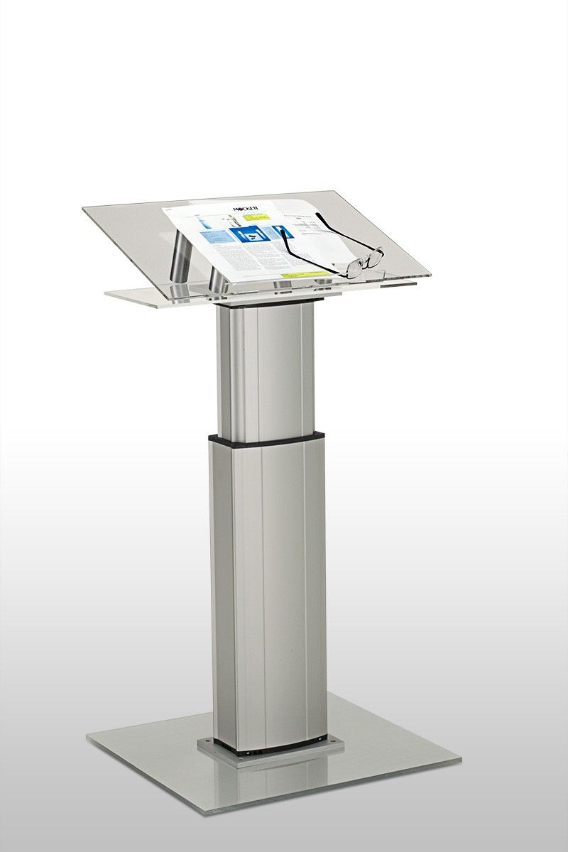 We Are Proud To Introduce This Ergonomic, Electrically Driven Adjustable Table  Leg. Meets ADA
