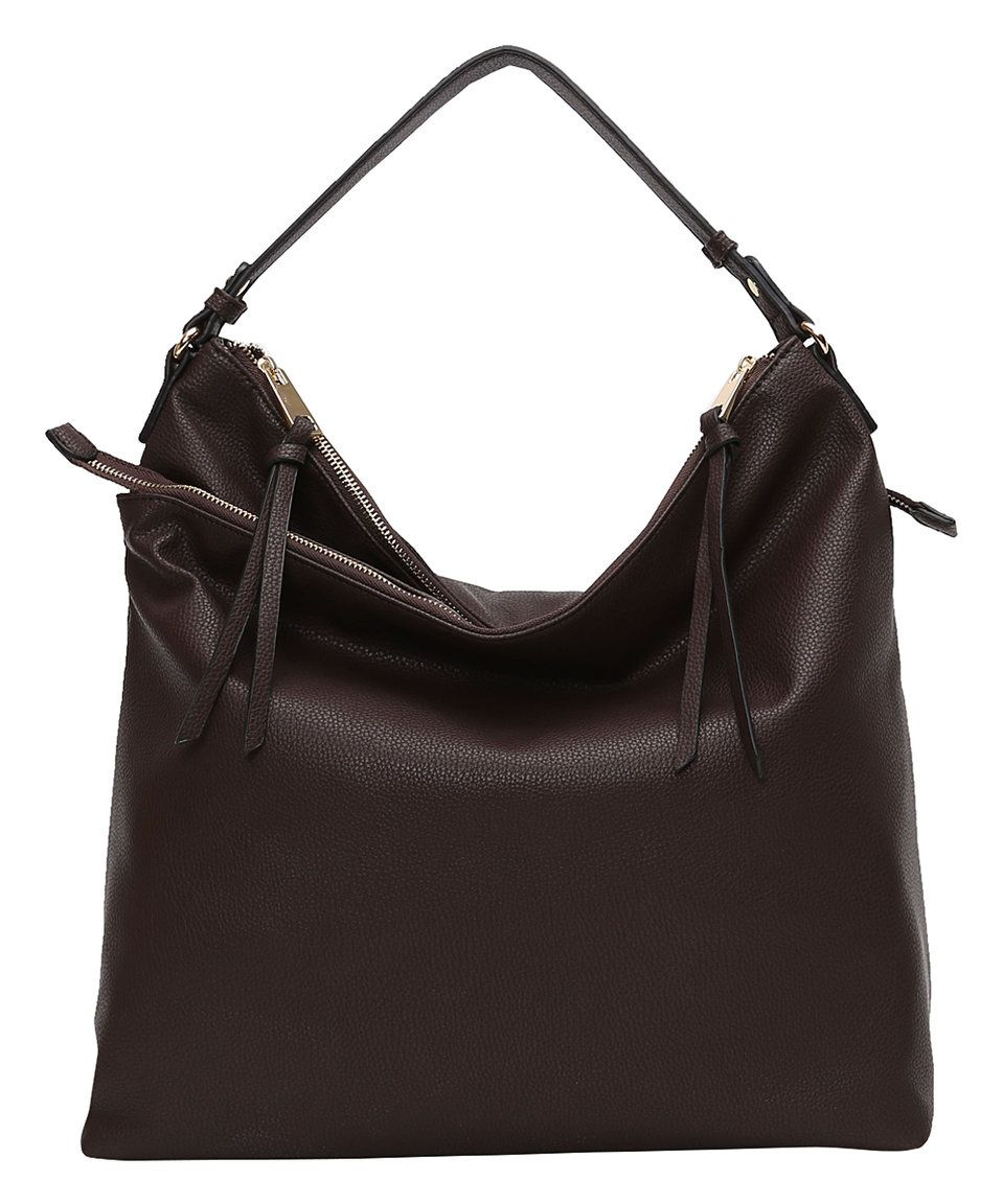 Take a look at this Deluxity Coffee Frida Slouchy Hobo today!