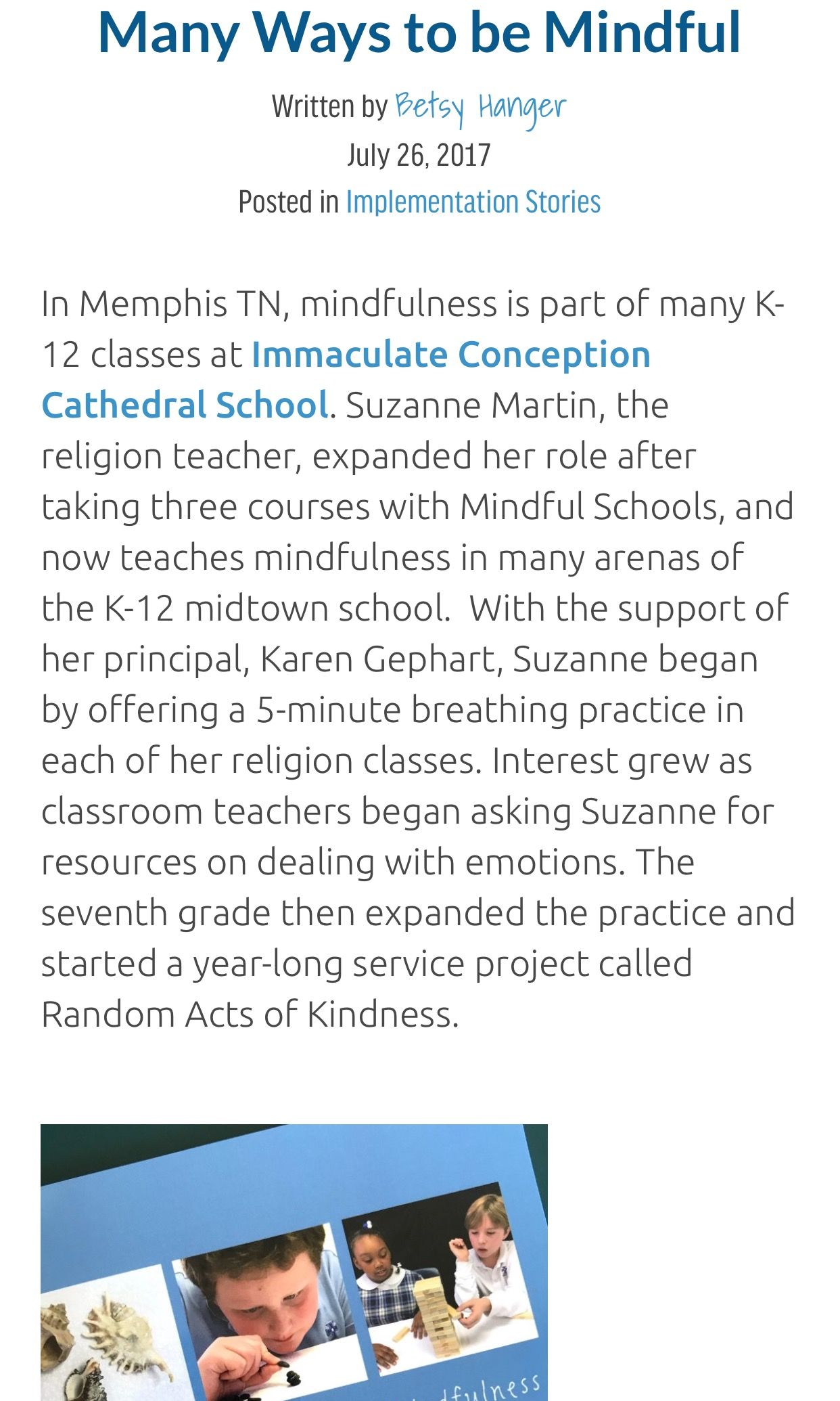 Pin By Ann Bachmann On Mindfulness For Kids