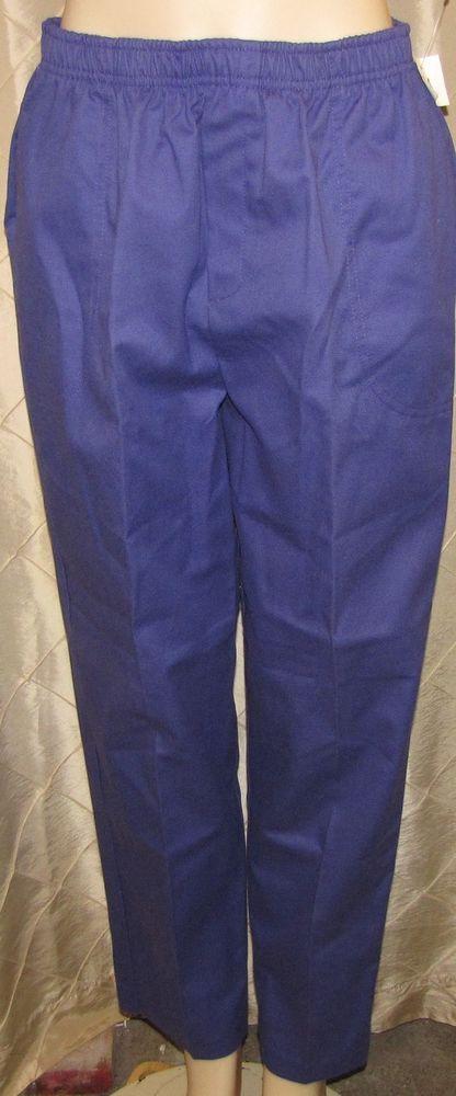 Cotton Blend Cabin Creek Petites Casual Pants For Women