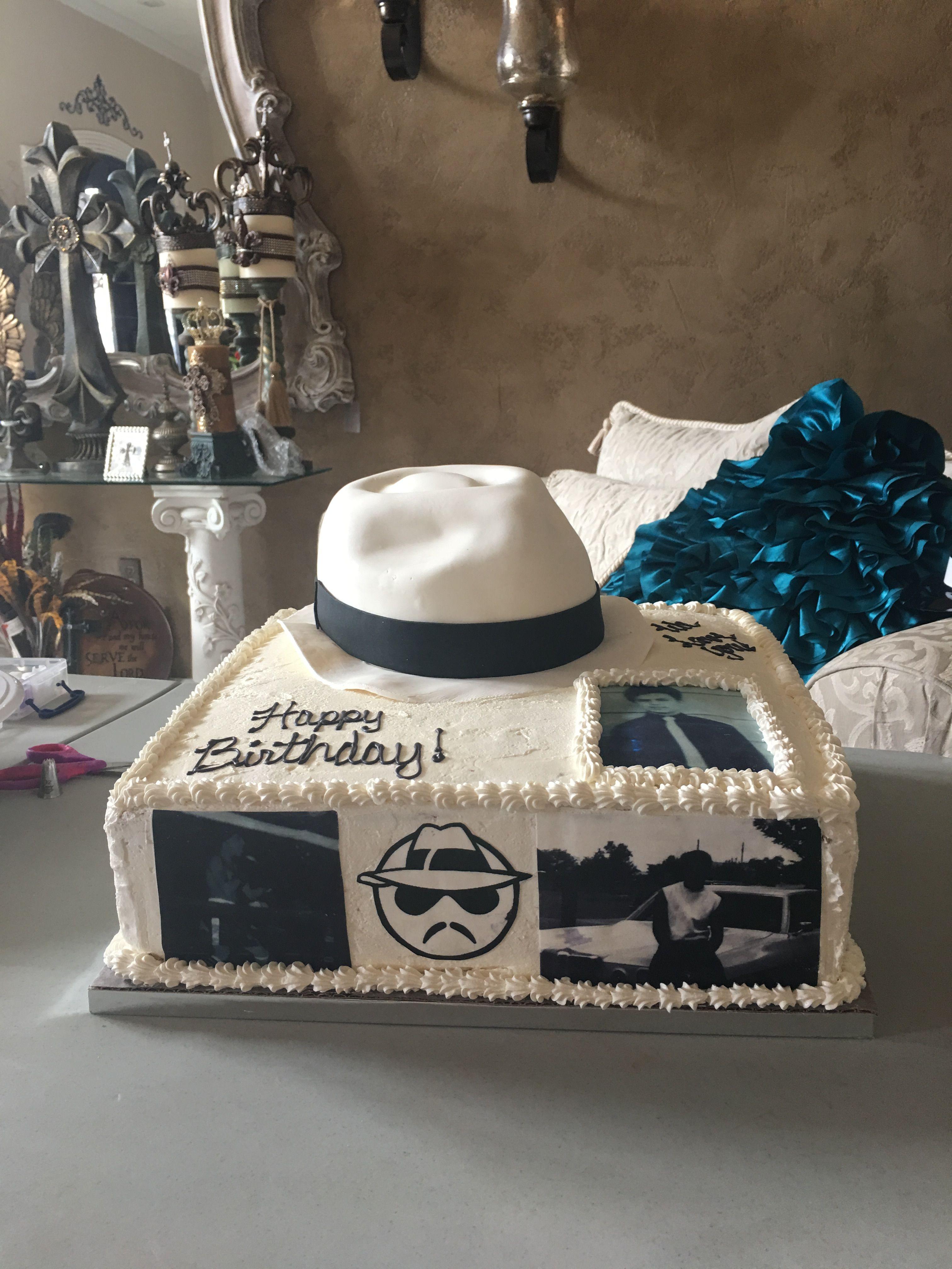Cholo Theme Cake