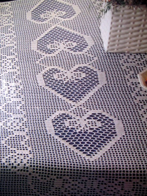 Pdf crochet pattern table runner crochet doily home decor pdf crochet pattern table runner crochet doily home decor vintage crochet dt1010fo