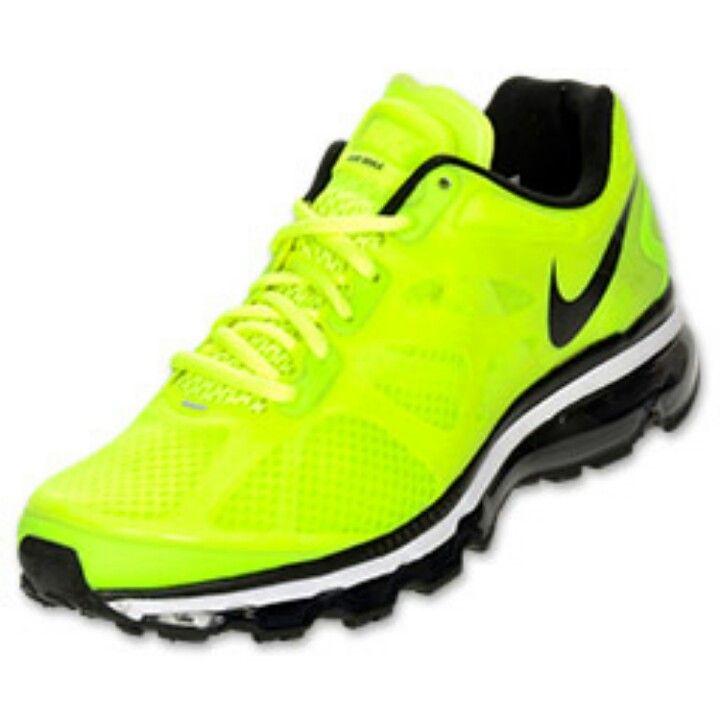 Nike Air Max 2012 Volt | Looks, Look e Sneak attack