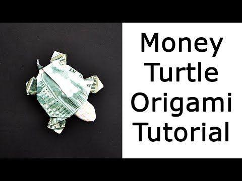 Photo of Geld TURTLE Origami | Schritt für Schritt | Dollar Tier Tutorial DIY