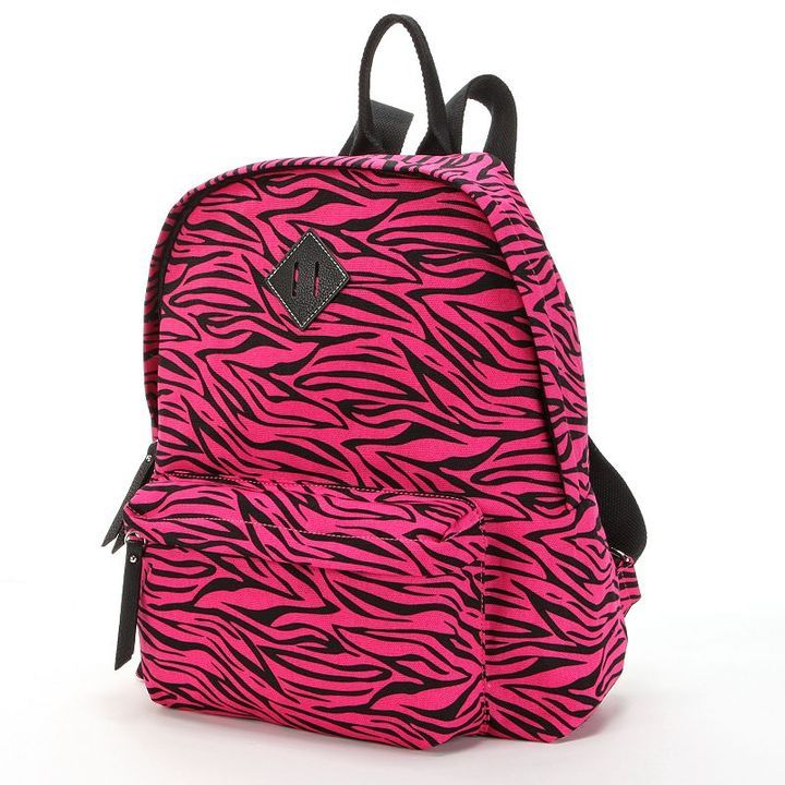 Candie's® susie zebra backpack $29.99 | Girls Zebra Print ...
