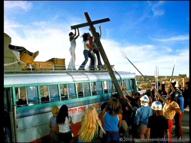 Image result for jesus christ superstar end of the movie scene